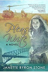 book cover - Please Write by Janette Byron Stone